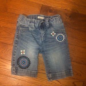 Girls 4T Bermuda shorts